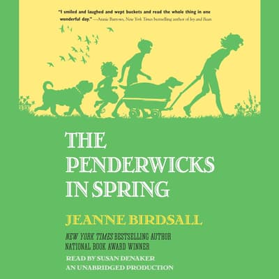 The Penderwicks in Spring by Jeanne Birdsall audiobook