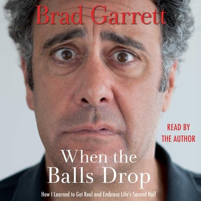 When the Balls Drop by Brad Garrett audiobook