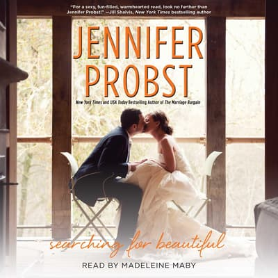 Searching for Beautiful by Jennifer Probst audiobook