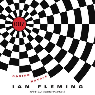 Casino Royale  by Ian Fleming audiobook