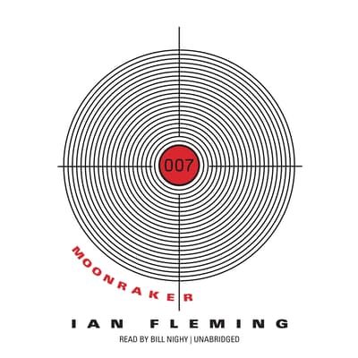 Moonraker  by Ian Fleming audiobook
