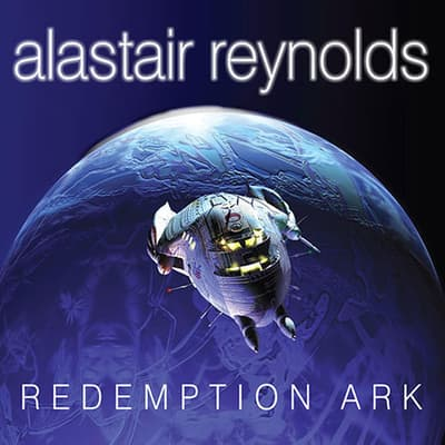 Redemption Ark by Alastair Reynolds audiobook