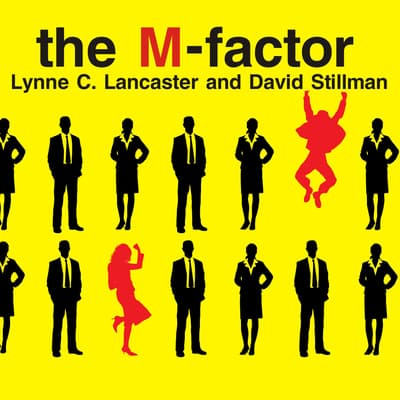 The M-Factor by Lynne C. Lancaster audiobook