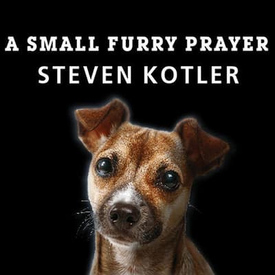 A Small Furry Prayer by Steven Kotler audiobook