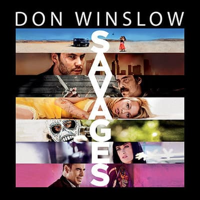 Savages by Don Winslow audiobook