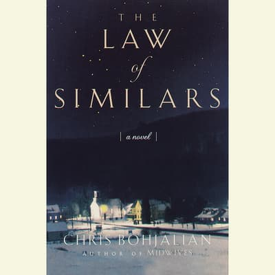 The Law of Similars by Chris Bohjalian audiobook