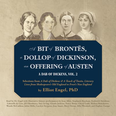 A Bit of Brontës, a Dollop of Dickinson, an Offering