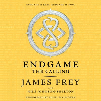 Endgame: The Calling by James Frey audiobook