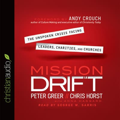 Mission Drift by Peter Greer audiobook