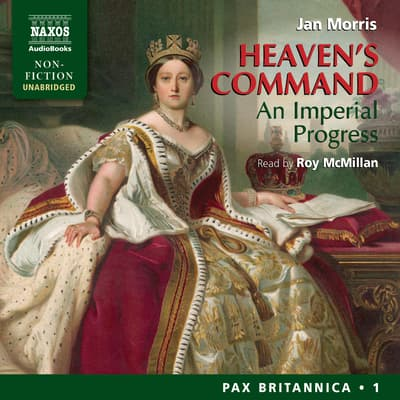 Heaven's Command by Jan Morris audiobook