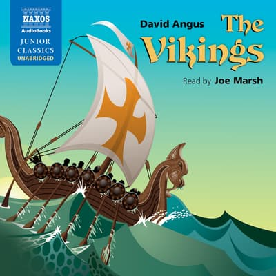 The Vikings by David Angus audiobook