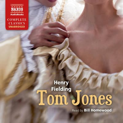 Tom Jones by Henry Fielding audiobook