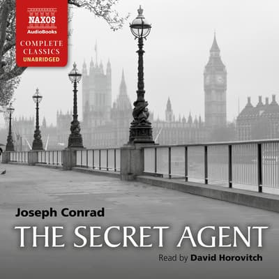 The Secret Agent by Joseph Conrad audiobook