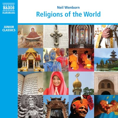 Religions of the World by Neil Wenborn audiobook