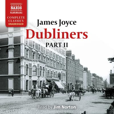 Dubliners – Part II by James Joyce audiobook