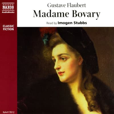 Madame Bovary by Gustave Flaubert audiobook