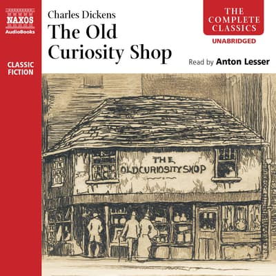 The Old Curiosity Shop by Charles Dickens audiobook
