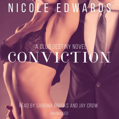 Conviction by Nicole Edwards audiobook