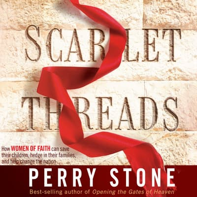 Scarlet Threads by Perry Stone audiobook