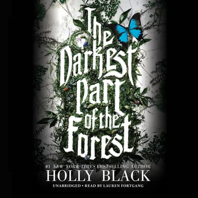 The Darkest Part of the Forest by Holly Black audiobook
