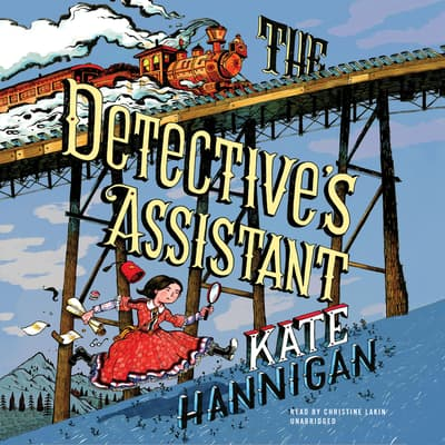 The Detective's Assistant by Kate  Hannigan audiobook
