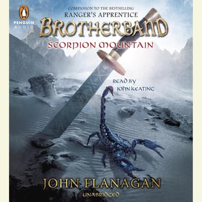 Scorpion Mountain by John Flanagan audiobook