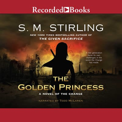 The Golden Princess by S. M. Stirling audiobook