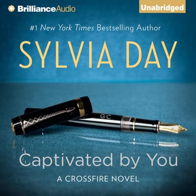 Captivated by You by Sylvia Day audiobook