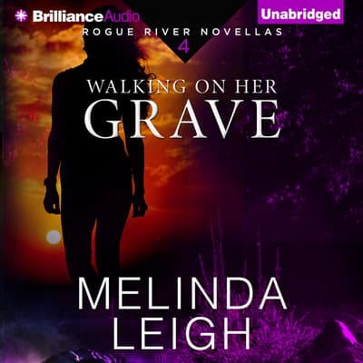 Walking on Her Grave by Melinda Leigh audiobook