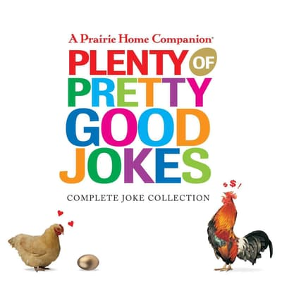 Plenty of Pretty Good Jokes by Garrison Keillor audiobook