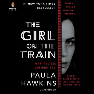The Girl on the Train by Paula Hawkins audiobook