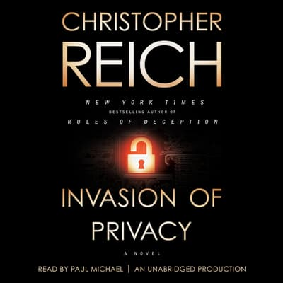 Invasion of Privacy by Christopher Reich audiobook