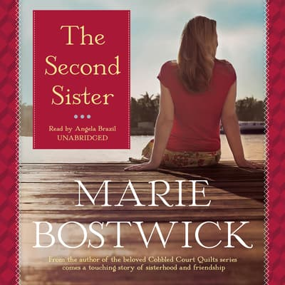 The Second Sister by Marie Bostwick audiobook