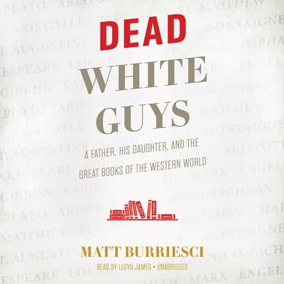 Dead White Guys by Matt Burriesci audiobook