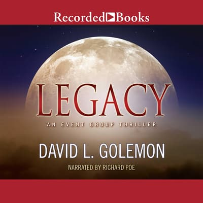 Legacy by David L. Golemon audiobook