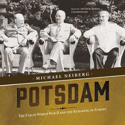 Potsdam by Michael Neiberg audiobook
