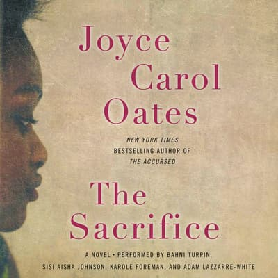 The Sacrifice by Joyce Carol Oates audiobook