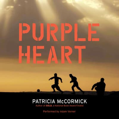 Purple Heart by Patricia McCormick audiobook