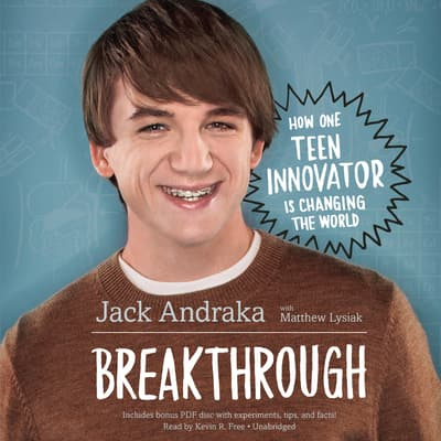 Breakthrough by Jack Andraka audiobook