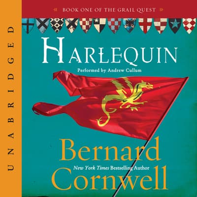 Harlequin by Bernard Cornwell audiobook