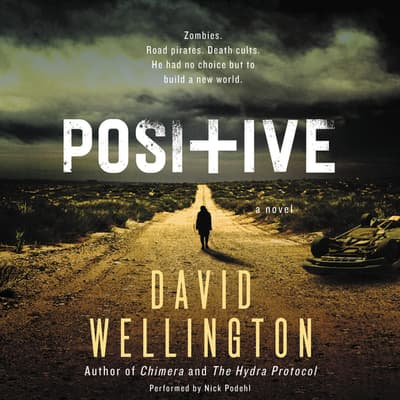 Positive by David Wellington audiobook
