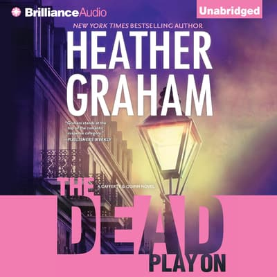 The Dead Play On by Heather Graham audiobook