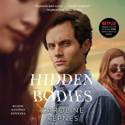 Hidden Bodies by Caroline Kepnes audiobook