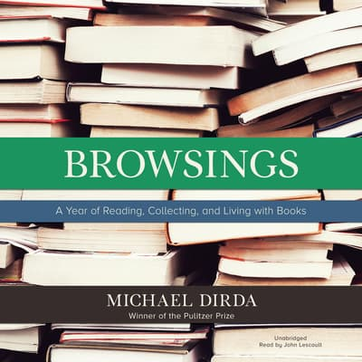 Browsings by Michael Dirda audiobook