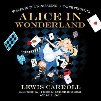 Alice in Wonderland  by Lewis Carroll audiobook