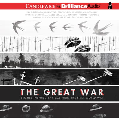 The Great War by David Almond audiobook
