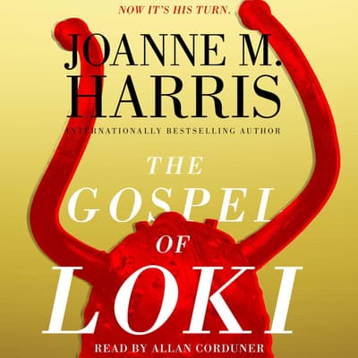 The Gospel of Loki by Joanne M. Harris audiobook