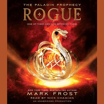 Rogue by Mark Frost audiobook