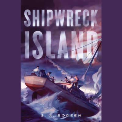 Shipwreck Island by S. A. Bodeen audiobook
