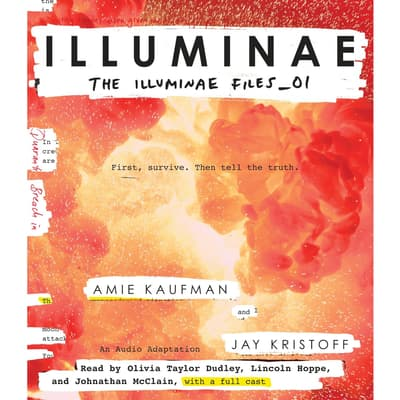 Illuminae by Amie Kaufman audiobook